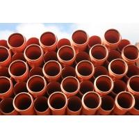 Трубы и фасонные части НПВХ для систем наружной канализации