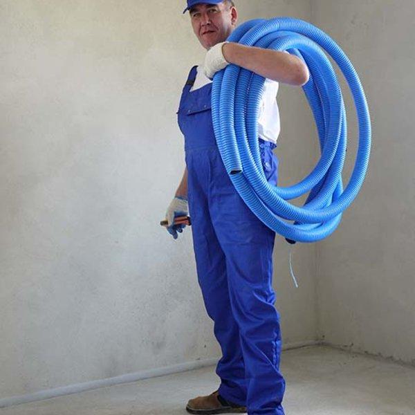 Отопление и водопровод из полипропиленовых труб