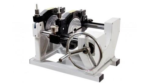 Двухзажимной сварочный аппарат до 160 диаметра