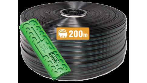 Капельная лента V-эмиттер 6/300/200