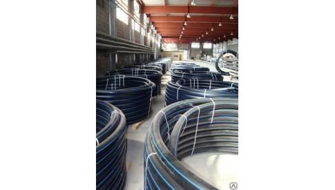 110 диаметр Труба ПЭ 100 для водоснабжения