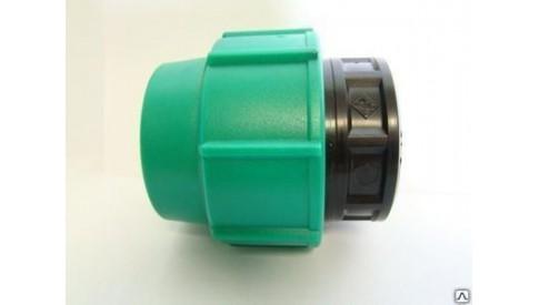 Заглушка компрессионная d-110мм