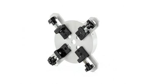 Зажим для крепления коротких втулок (фланцедержатель) 40-160 мм