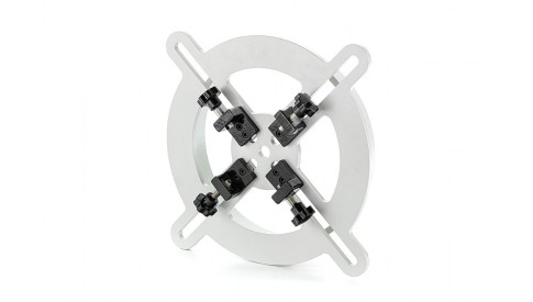 Зажим для крепления коротких втулок (фланцедержатель) 180-450 мм